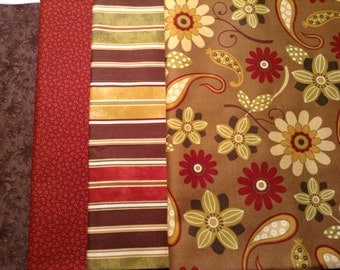4-Pak Sedona Fabric Bundle by Laura Berringer for Marcus Brothers