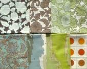 Lush Erin Michael moda fabrics 8 FQ Bundle - original release