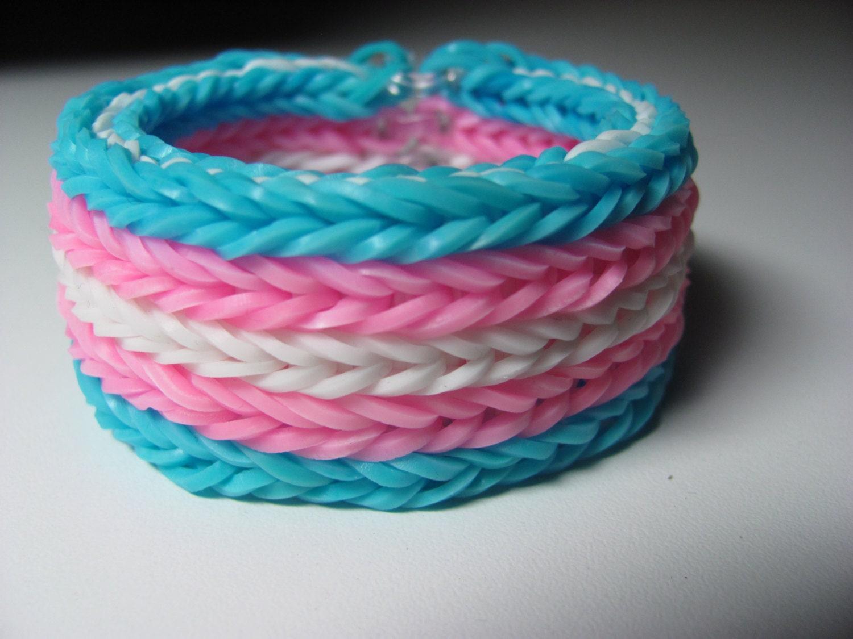 fish friendship bracelet pattern instructions