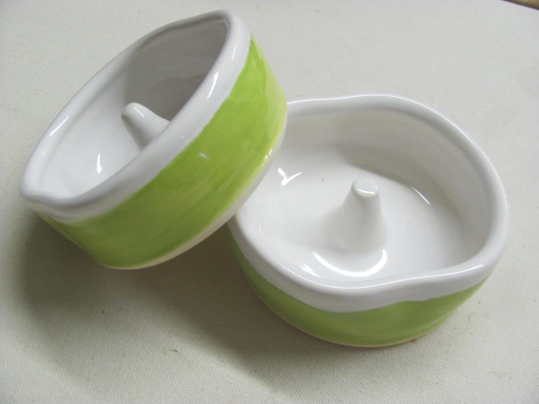 Ceramic Stoneware Baking : Apple baking dish one handmade ceramic pottery stoneware clay