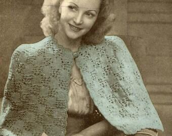Free Vintage Knitting Patterns To Download : Vintage free knitting patterns Etsy