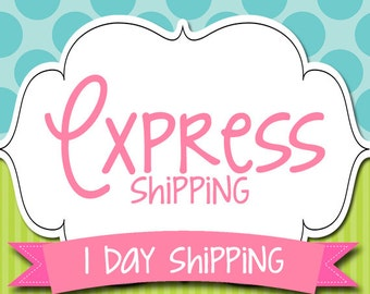 Priority Next Day Shipping