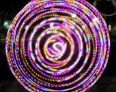 Starfish Strobe LED Hula Hoop