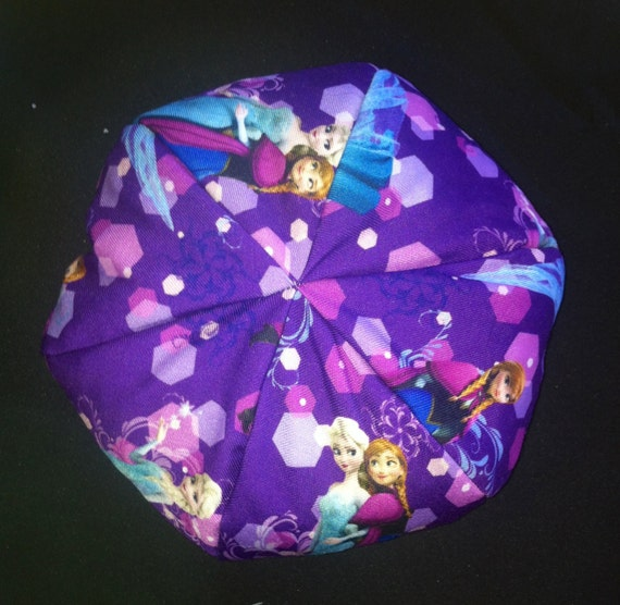 Frozen American Girl Doll Bean Bag Chair Elsa Anna Purple
