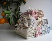 Free Express Shipping Set of 8 Turkish Towel Peshtemal Fouta Turkish Beach Towel Turkish Bath Towel Bridesmaid Gift Fouta Wholesale Towel