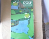 "Board Game ""Thinking Man's Golf"" by 3M"