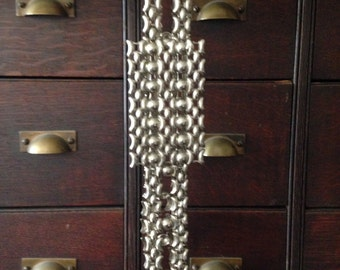 Vintage 70's metal belt