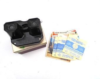 1940s Sawyers Stereoscope View Master, Early Mid Century View Finder