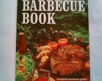 Better Homes and Gardens Barbecue Book 1972