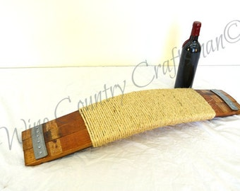 CLAWS - Kandze - Wine Barrel Cat Scratcher - 100% Natural and recycled
