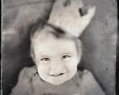 Custom Tintype Photographs