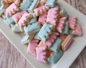 Mini Princess Prince Crown cookies