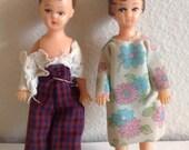 ARI Dollhouse Boy and Girl Dolls