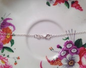 """16"""" Sterling Silver 925 chain necklace   Rolo chain lobster clasp brand new delicate necklace"""
