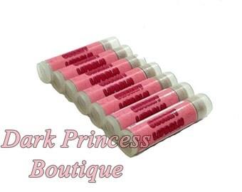 Cherry flavoured lip balm