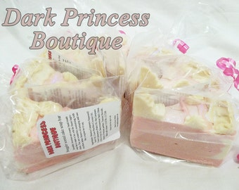Snuggler cake soap