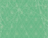 Witch Hazel by October Afternoon - Web Green (C3932-GREEN) - 1 yard