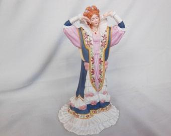 "LENOX Doll Figure  Sleeping Beauty Fine Porcelain 9"""