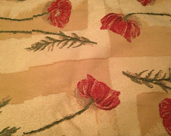 Vintage Tapestry Fabric