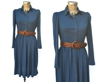 Vicky Vaughn, 70s clothing women, vintage dress women, vintage dresses for women, 70s clothes, winter dress, day dress, secretary dress
