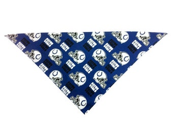 Indianapolis Colts Dog Bandana