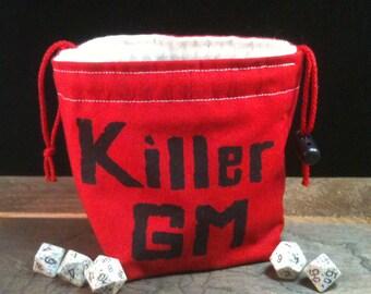 Killer GM Dice Bag