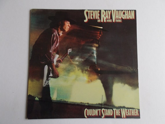 1984 Stevie Ray Vaughan And Double Trouble Couldn T