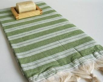 SALE 50% OFF New Color Bathstyle Turkish BATH Towel Peshtemal - Beach, Spa, Swim, Pool Towels and Pareo