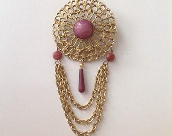 Victorian Style Vintage Pin