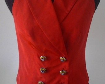 SALE - CHRISTIAN DIOR -  Top  from late 80