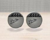 Fender Guitar Amp Cufflinks