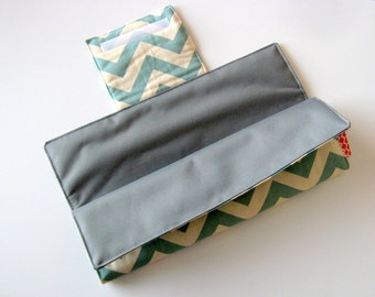 MADE TO ORDER Matching Changing Pad to add to any Diaper Bag by Yellowbluebag