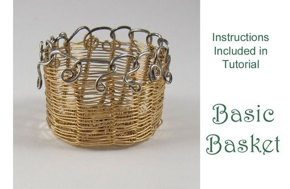 Famous Wire Basket Weaving Techniques Inspiration - Electrical ...