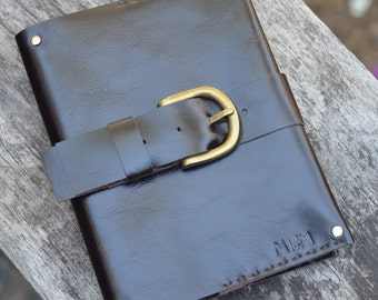 A5 The SMART Journal - Refill/FREE 2x Initials free/ leather journal