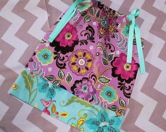 Pillowcase dress - Molly paisley - Size 2 3 4 Toddler 4 5 6 7 8 Years