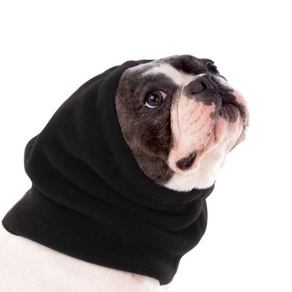 french bulldog hat french bulldog hood fleece dog hat dog hood fleece dog 6759