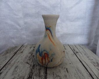 Nemadji American Southwest Indian Pottery Vase