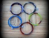 Saint Benedict Bracelets - Stacking Bracelets - Cuff Bracelets