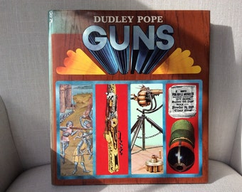 Dudley Pope Guns Book