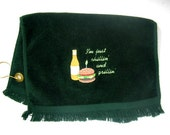 Cook out towel grilling towel