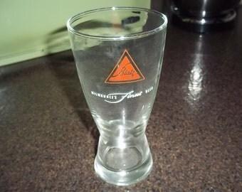 Retro Blatz Beer glass or beer mug in excellent condition