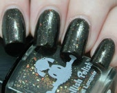 "RETIRED -  2013 Halloween Frights ""I'll Swallow Your Soul"" Full polish"