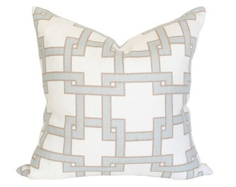 Citysquare Mistymorn Pillow Cover (Double-Sided) - FLAWED AS-IS 17x17