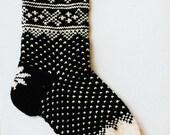 Norwegian Lusekofte Socks