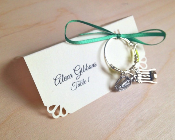Wedding Favor Charms Tags : favorite favorited like this item add it to your favorites to revisit ...