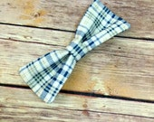 Boy's Bow Tie Dapper Lad Clip on Tie Trendy Boys Clothing Clip On Bowtie Hipster Clothing for Boys Formal Wear for Geeks