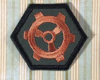 STEAMPUNK Merit Badge - Gear Steampunk Scouts