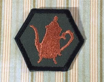 STEAMPUNK Merit Badge - Tea Time Steampunk Scouts