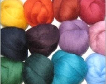 Wool Pack for Felting