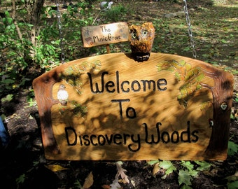 Custom Wood Signs,Hand Made and Carved